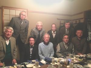 昭叡会(京都)新年会